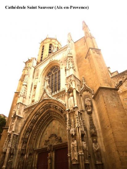 Cathédrale Saint Sauveur 1
