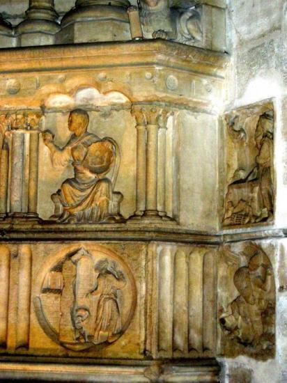 Cartouches Notre-Dame de Paris 4