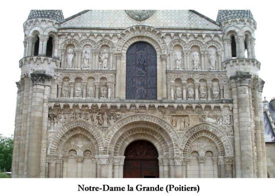 L'Alphabet aux Oiseaux Notre-Dame la Grande