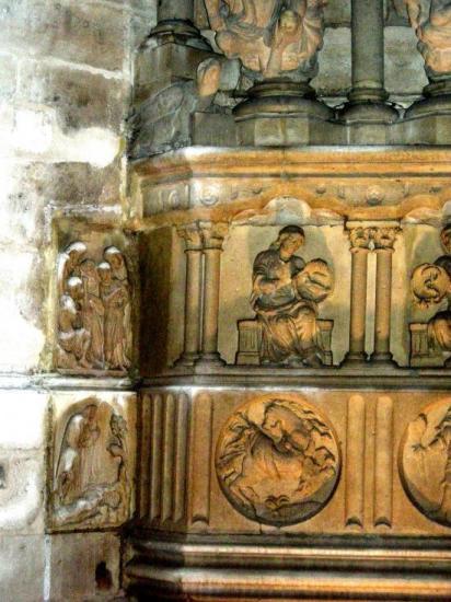Cartouches Notre-Dame de Paris
