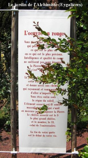 Le jardin de l'alchimiste 6