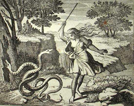 Tiresias Johann Ulrich Krauss (1690)